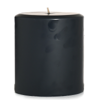 4 x 4 Nordic Seaside Pillar Candles