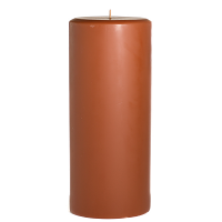 4 x 9 Cozy November Pillar Candles