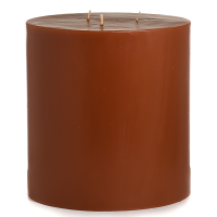 6 x 6 Cozy November Pillar Candles