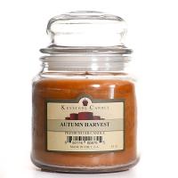 Autumn Harvest Jar Candles 16 oz