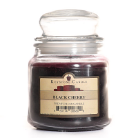 Black Cherry Jar Candles 16 oz