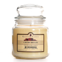 Cream Brulee Jar Candles 16 oz