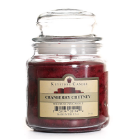 Cranberry Chutney Jar Candles 16 oz