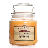 Creamsicle Jar Candles 16 oz