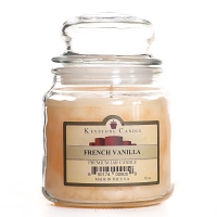 French Vanilla Jar Candles 16 oz