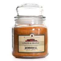 Ginger and Orange Jar Candles 16 oz