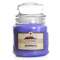 Lavender Jar Candles 16 oz