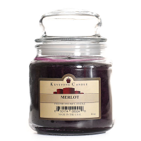 Merlot Jar Candles 16 oz