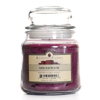 Spiced Plum Jar Candles 16 oz