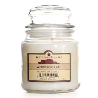 Wedding Cake Jar Candles 16 oz