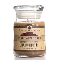 Baked Apple Crisp Jar Candles 5 oz
