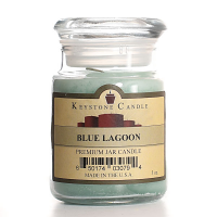 Blue Lagoon Jar Candles 5 oz