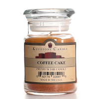 Coffee Cake Jar Candles 5 oz