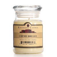 Cream Brulee Jar Candles 5 oz