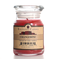Crangerine Jar Candles 5 oz