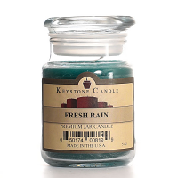 Fresh Rain Jar Candles 5 oz