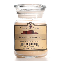 French Vanilla Jar Candles 5 oz