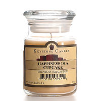Happiness Is A Cupcake Jar Candles 5 oz