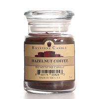 Hazelnut Coffee Jar Candles 5 oz