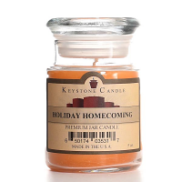 Holiday Homecoming Jar Candles 5 oz