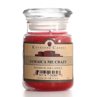 Jamaica Me Crazy Jar Candles 5 oz