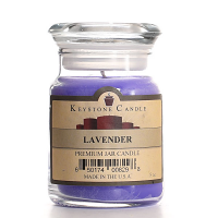 Lavender Jar Candles 5 oz