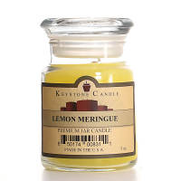 Lemon Meringue Jar Candles 5 oz