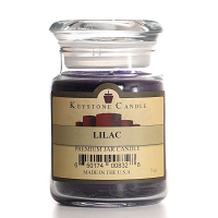 Lilac Jar Candles 5 oz