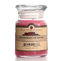 Memories of Home Jar Candles 5 oz