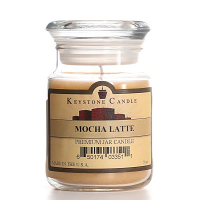 Mocha Latte Jar Candles 5 oz
