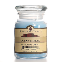 Ocean Breeze Jar Candles 5 oz