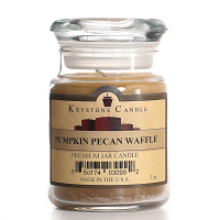 Pumpkin Pecan Waffles Jar Candles 5 oz