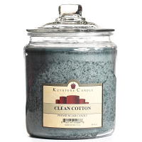 Clean Cotton Jar Candles 64 oz