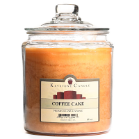 Coffee Cake Jar Candles 64 oz