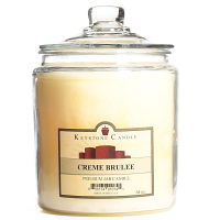 Cream Brulee Jar Candles 64 oz