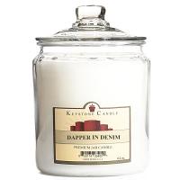 Dapper In Denim Jar Candles 64 oz