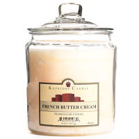 French Butter Cream Jar Candles 64 oz