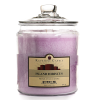 Island Hibiscus Jar Candles 64 oz Limited