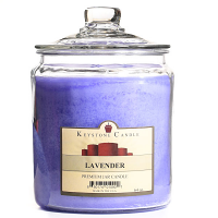 Lavender Jar Candles 64 oz