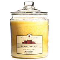 Lemon Cookie Jar Candles 64 oz