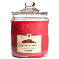 Macintosh Apple Jar Candles 64 oz