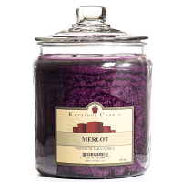 Merlot Jar Candles 64 oz
