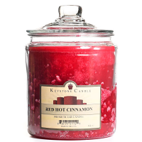 Red Hot Cinnamon Jar Candles 64 oz