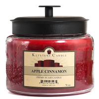 Apple Cinnamon 64 oz Montana Jar Candle