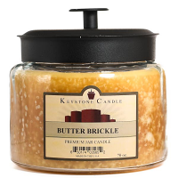 Butter Brickle 70 oz Montana Jar Candles