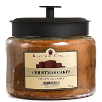 Christmas Cakes 70 oz Montana Jar Candles