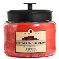 Coconut Mango Splash 70 oz Montana Jar Candles