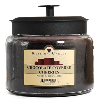 Chocolate Covered Cherries 70 oz Montana Jar Candles