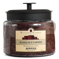 Hazelnut Coffee 70 oz Montana Jar Candles
