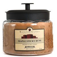 Maple Sticky Buns 70 oz Montana Jar Candles